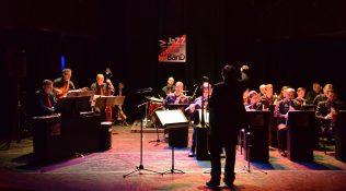 Concert du Jazz Big Band de l'Ecole de Musique de Voisins-le-Bx