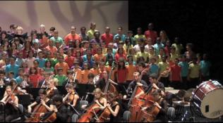 """Le documentaire """"Les enfants de Verdi"""""""