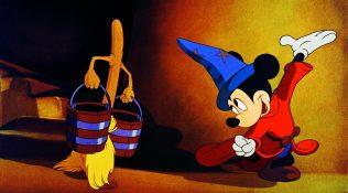 Fantasia – réalisé par Ben Sharpsteen et James Algar