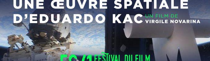 Téléscope intérieur, une œuvre spatiale d'Edouardo Kac